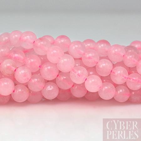8ca01dbcf2 Cyberperles - Quartz rose (page 1 de 2) - La boutique des perles du monde
