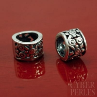 Perle de Bali en argent 925