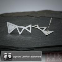 Clous contours d'oreilles - triangles