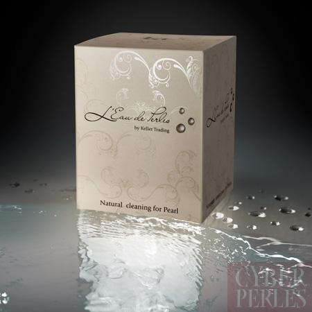 L'eau de perles - nettoyant ecologique pour bijoux