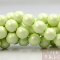 Perle Swarovski 5810 - crystal pastel vert 8 mm