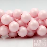 Perle Swarovski 5810 - crystal pastel rose 8 mm