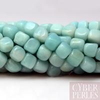 perles cubes