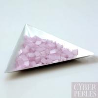 Miyuki Tila - perles 2 trous - lavande pâle