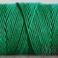 Fil de chanvre 1 mm - vert