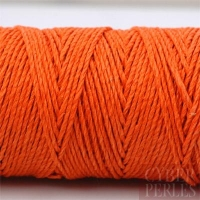 Fil de chanvre 1 mm - orange