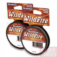 Fil imperméable WildFire - noir - 0,20 mm