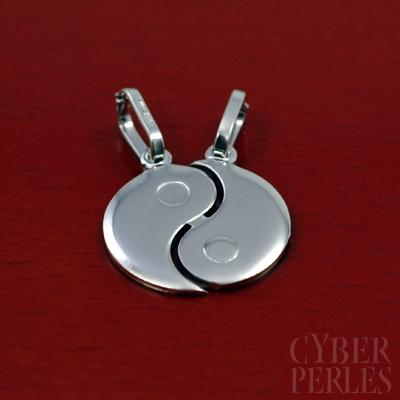 pendentif yin yang separable
