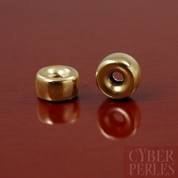 Intercalaire rondelle gold filled 6 mm